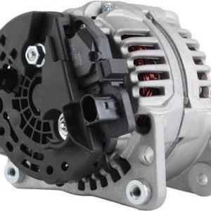 new 140 amp alternator fits john deere loader 244j jd 2 4l 59hp diesel 108209 0 - Denparts