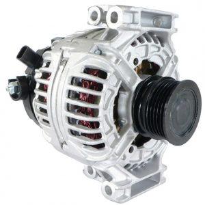 new 140 amp alternator fits saab 9 3 2 0l 2003 2011 12 75 5484 111955 0 - Denparts