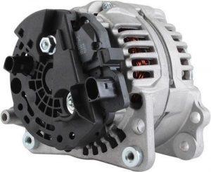 new 140 amp alternator for john deere skid steer 328e yanmar 4tnv98cht diesel 107520 0 - Denparts