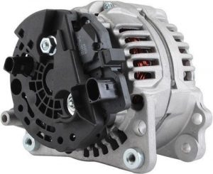 new 140a alternator for john deere skid steer 318e 320e yanmar 4tnv98c diesel 108027 0 - Denparts