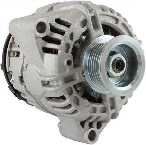 new 150 amp alternator fits chevrolet silverado 3500 3500 hd 6 0l v8 20070 - Denparts