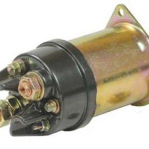 new 24 volt 4 terminal solenoid fits caterpillar 6b5539 cummins 3675197rx 3945452 5338 0 - Denparts