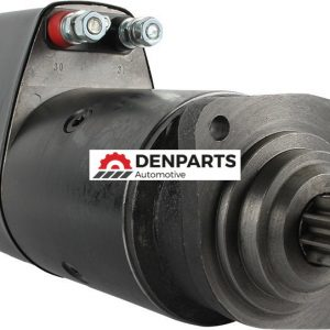 new 24 volt 9 tooth starter for volvo haulers a25c with td73kce engines 1995 on 13253 0 - Denparts