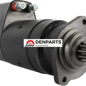 new 24 volt dd starter for liebherr engines d926ti supercharged diesel 1414068 9216 0 - Denparts