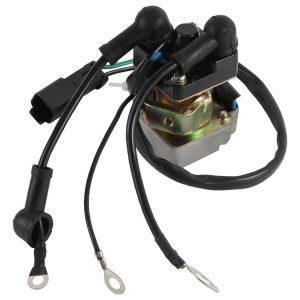 new 24 volt solenoid control relay fits komatsu 600 813 7112 600 813 7122 64145 0 - Denparts