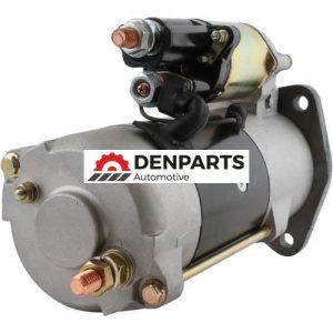 new 24 volt starter fits all john deere 370e 410e 460e dump trucks 6 824 diesel 2123 1 - Denparts