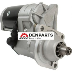 new 24 volt starter fits komatsu dozer d39ex 21 d39px 21 600 863 5111 8649 0 - Denparts