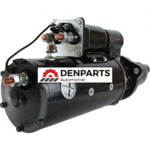 new 24 volt starter fits peterbilt medium and heavy trucks with caterpillar 1693 engines 1407 1 - Denparts