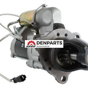 new 24 volt starter for komatsu gd605a gd623a gd663a diesel motor grader 84381 0 - Denparts