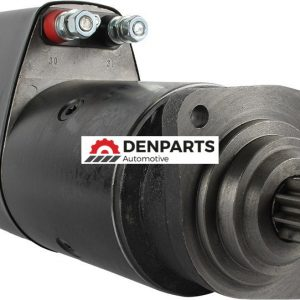 new 24 volt starter for volvo articulated haulers a25b with volvo td715 engine 2950 0 - Denparts