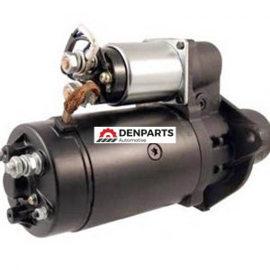 new 24 volt starter replacement part for daf 1317220 1357210 cw rotation 4792 0 - Denparts