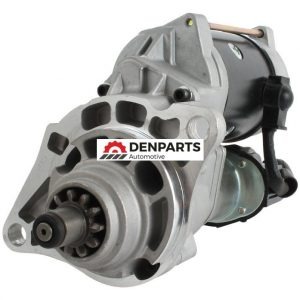 new 24 volt starter replaces nikko 0 24000 3040 0 24000 3041 0 24000 3042 92950 0 - Denparts
