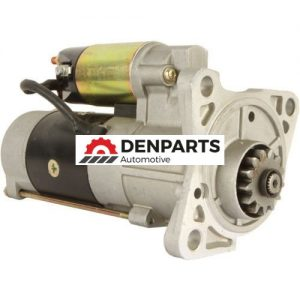 new 24v starter fits 4d31 4d32 mitsubishi industrial engines m8t60271 me049186 10553 0 - Denparts