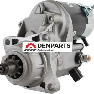 new 24v starter for caterpillar 211 trackhoe w perkins engine 7w4558 ca45f242 7002 0 - Denparts