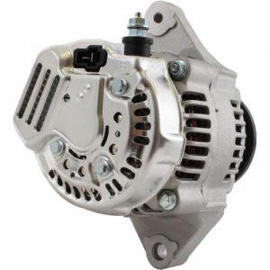 new 60 amp alternator fits john deere front mower 1445 1545 31 4hp yanmar diesel 101530 0 - Denparts