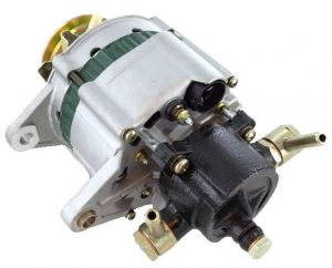new alternator chevrolet w isuzu 3 9l 4bd2 w vac pump 12977 3 - Denparts