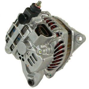 new alternator fits 2004 2005 2006 mitsubishi lancer and outlander 2 4l 110 amps 15731 1 - Denparts