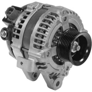 new alternator fits 2004 2005 toyota rav4 2 4l w automatic transmission 100 amps 16628 0 - Denparts