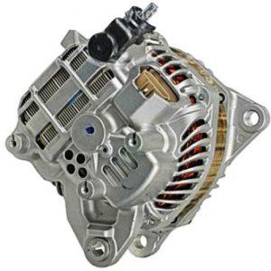 new alternator fits 2007 2008 2009 mitsubishi eclipse and galant 2 4l 110 amps 9703 1 - Denparts