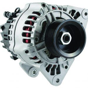 Alternator  Case MXM155 MXM175 MXM190 Tractors 6-456 Diesel 87652089