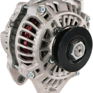 new alternator fits clark lift trucks cgc20 cgc25 cgc30 cgc32 1995 2000 md316418 1834 0 - Denparts