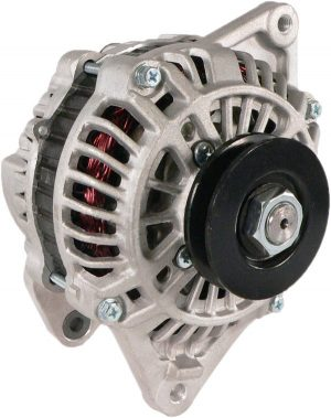 new alternator fits clark lift trucks cgp20 cgp25 cgp30 1995 2000 gas md354809 8756 0 - Denparts