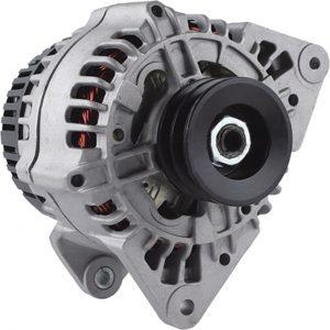 new alternator fits fermec loaders 640b 650b 660b 1999 2005 6106495m91 5620 0 - Denparts