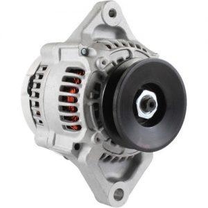 new alternator fits husqvarna huv 4421 dxl utv kubota d722 engine 20hp 2006 2010 17401 0 - Denparts