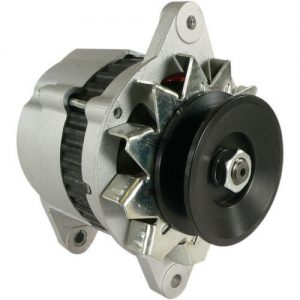 new alternator fits isuzu industrial 4jb1 engine 1988 on replaces 5812003350 1437 0 - Denparts