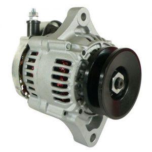 new alternator fits john deere 50 zts 50c zts 50zts excavators at195649 7734 0 - Denparts