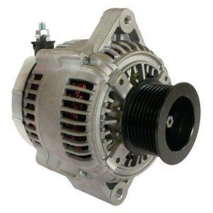 new alternator fits john deere 6135 power units jd 6135 engine 102211 0400 16162 0 - Denparts