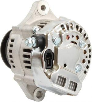 new alternator fits massey ferguson fc23 lawn tractors iseki 23hp 3704212m91 485 0 - Denparts