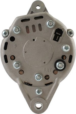 new alternator fits massey ferguson tractors mf 1045 toyosha 3 122 dsl 1986 1990 16519 1 - Denparts