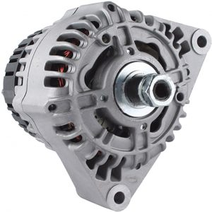 new alternator fits mecalac wheel machines 714mwe tcd2012 4 cyl 4 0l 916 0 - Denparts
