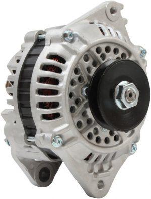 new alternator fits mitsubishi lift trucks fg 20 fg 25 fg 30 fg 35 md169683d 16978 0 - Denparts