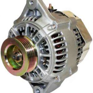 new alternator fits suzuki 2002 2003 aerio 2 0l 2004 2007 aerio 2 3l 80 amps 1493 0 - Denparts