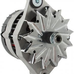 new alternator fits volvo penta d1 30a d1 30b d1 30f dsl 3cyl 2005 2007 872927 11231 0 - Denparts