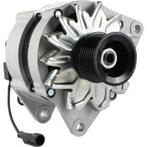 Alternator for Case Tractors JX1100U Case 4-274 Dsl 2004 2005 2006 2007 2008
