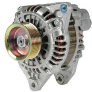 new alternator mitsubishi outlander 2 4l 2003 03 90 amps 12v with s6 pulley 13675 0 - Denparts