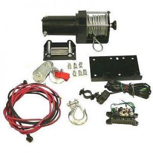 ATV / UTV Winch Motor Assembly Kit 3000LB Pound - Complete Kit