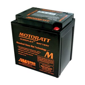new battery fits harley davidson fl flh flt series touring 1584cc motorcycles 111728 0 - Denparts