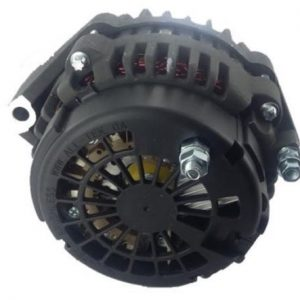 new brushless alternator 200 amp for 4 3l and 5 7l gm engines single 2 spool 5624 2 - Denparts