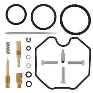 new carburetor rebuild kit honda atc200x 200cc 1986 1987 99444 0 - Denparts