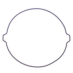 new clutch cover gasket ktm mxc 520 520cc 2001 2002 104501 0 - Denparts