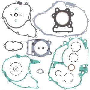 new complete gasket kit honda trx300fw fourtrax 4x4 300cc 1988 2000 116517 0 - Denparts