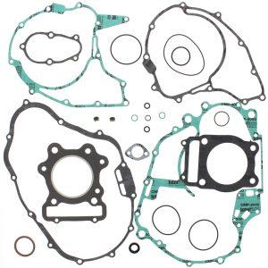 new complete gasket kit honda trx300fw fourtrax 4x4 77mm ob 300cc 1988 2000 88544 0 - Denparts