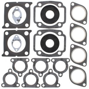 new complete gasket kit w oil seals arctic cat bear cat 440 440cc 97 98 99 00 88546 0 - Denparts