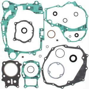 new complete gasket kit w oil seals honda trx250 recon 250cc 97 98 99 00 01 88929 0 - Denparts