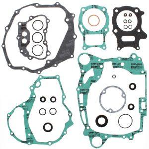new complete gasket kit w oil seals honda trx250x ex sportrax 250cc 2001 2002 85229 0 - Denparts