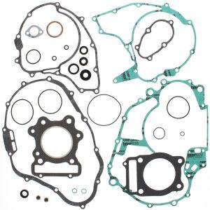new complete gasket kit w oil seals honda trx300 fourtrax 300cc 1988 2000 85984 0 - Denparts